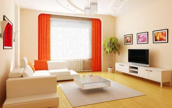 Cách bố trí sofa, bàn trà và kệ tivi hợp lý cho phòng khách 3